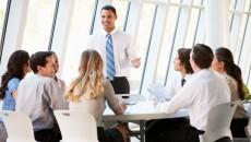 business meeting, soft skills