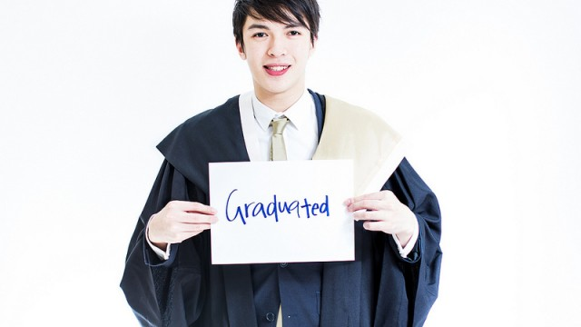 College Graduated