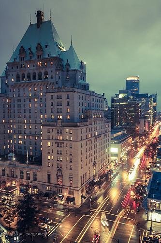 Hotel Management Vancouver