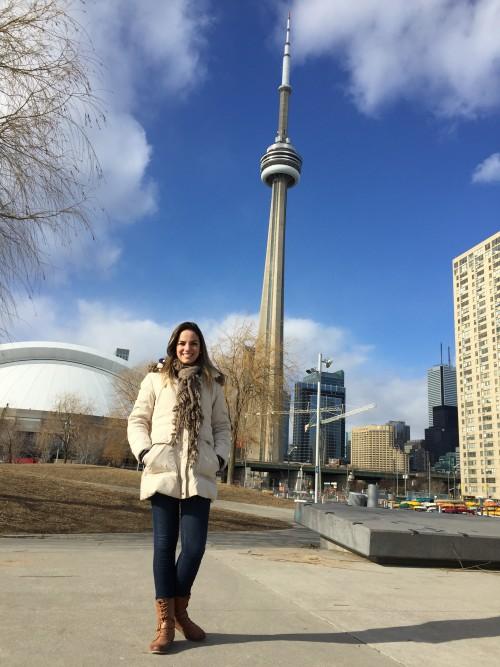 Julia_Face of Greystone College Toronto