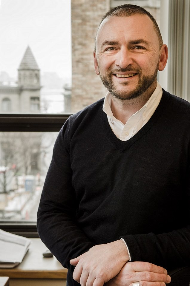 Daniel Lefort, Director of Greystone College Montrèal